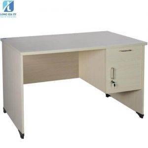 bàn văn phòng gỗ hòa phát AT120SHL