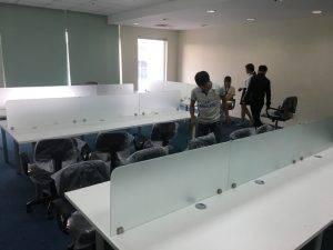 Nội thất văn phòng LGU 2