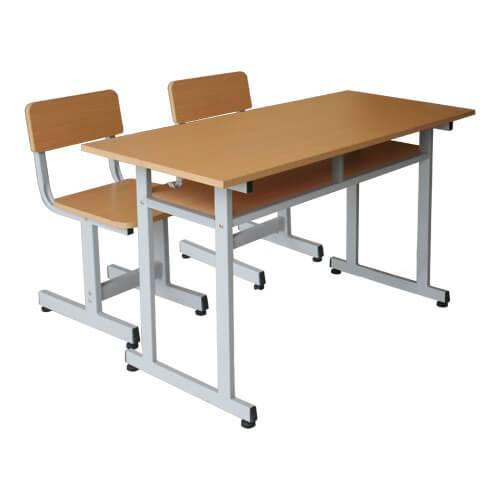 bàn ghế sinh viên BHS110-4