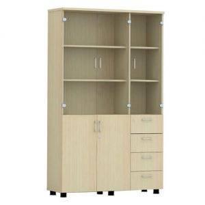 tủ gỗ hồ sơ AT1960-3G4D