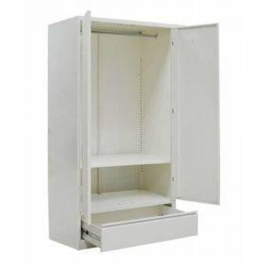 tủ sắt quần áo CA-7A-1K