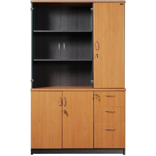 tủ gỗ văn phòng hòa phát giá rẻ