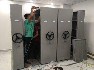 tủ sắt văn phòng lớn