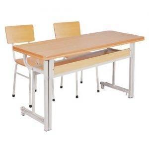 Bàn học sinh 2 chỗ ngồi