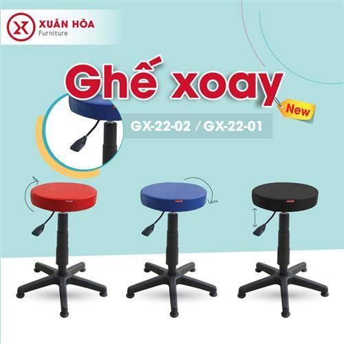 Ghế Bar xoay GX-2201