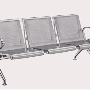 Ghế phòng chờ inox cao cấp GI-3105