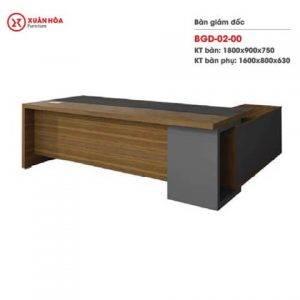 bàn giám đốc BGD-0200