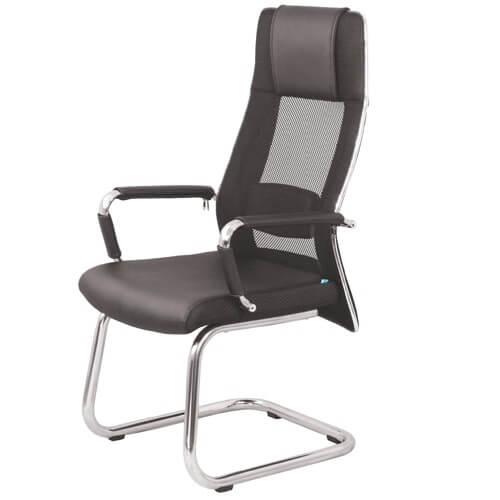 ghế chân quỳ lưới phòng họp cao cấp