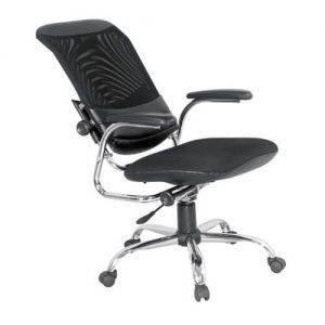 ghế xoay lưới văn phòng 190