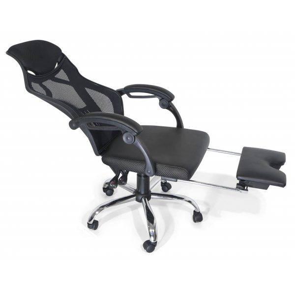 ghế văn phòng có gác chân giá rẻ
