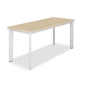 bàn làm việc oval 190