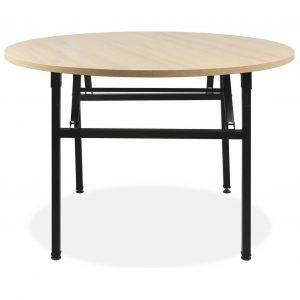 bàn tròn gấp gọn