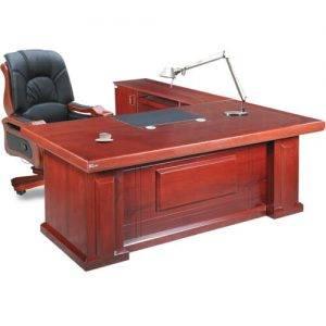 bàn làm việc giám đốc hòa phát