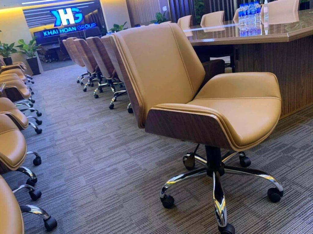 Ghế xoay văn phòng giám đốc đẹp giá rẻ hcm