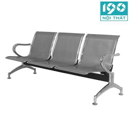 Ghế phòng chờ thép GC01M-3