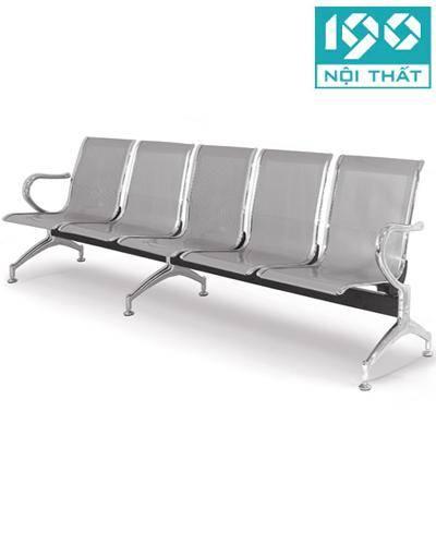 Ghế phòng chờ thép GC01M-5