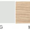 Màu gỗ Tủ phụ