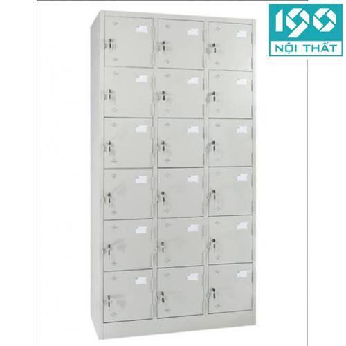 Tủ sắt 18 ngăn TS10