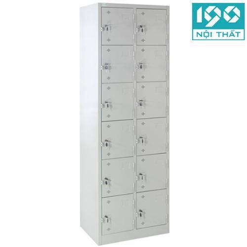 Tủ sắt Locker 12 ngăn TS16-1
