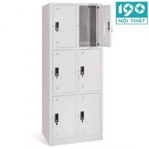 Tủ locker 6 ngăn TS18